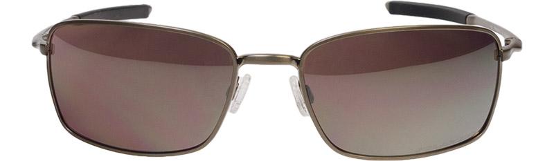 67a7a01af363 ... Oakley titanium square wire standard fitting sunglasses polarization  oo6016-03 OAKLEY TI SQUARE WIRE ...
