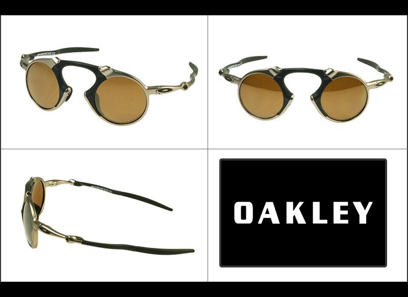 fcc9fc95c6614 ... Oakley mad man standard fitting sunglasses polarization oo6019-03  OAKLEY MADMAN ...