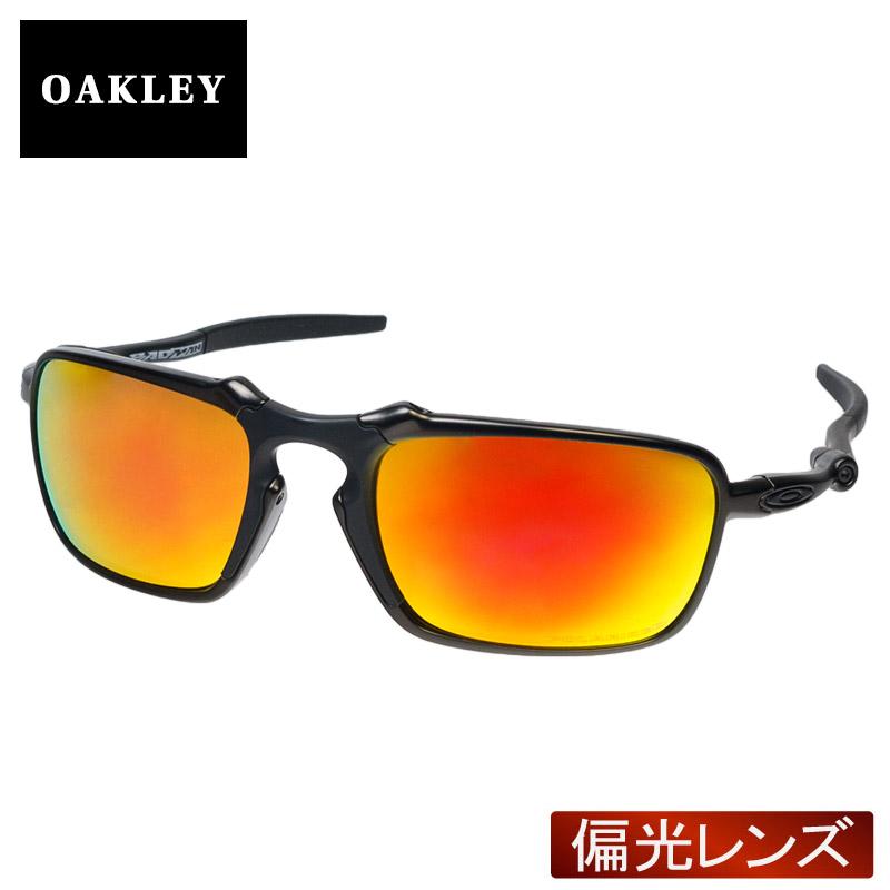 492eb4bef932 Oakley bad man standard fitting sunglasses polarization oo6020-03 OAKLEY  BADMAN ...