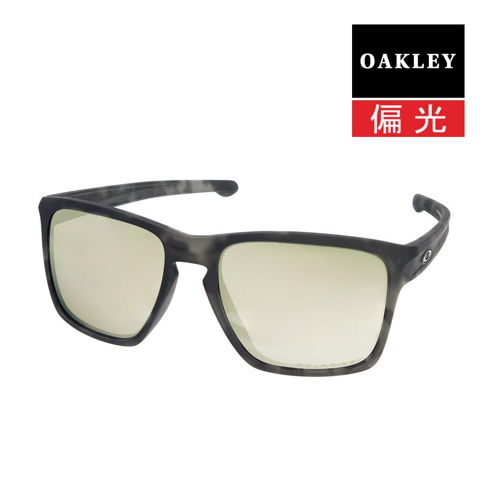 6f699c90126 Oakley sunglasses OAKLEY SLIVER XL pickpocket bar horse mackerel Ann  fitting Japan fitting oo9346-03 polarizing lens
