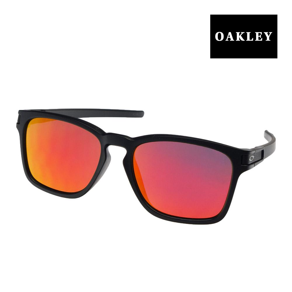a0690bbc8e OBLIGE  Oakley Sunglasses OAKLEY LATCH SQUARE latch Schwer Asian fit fit  oo9358-03
