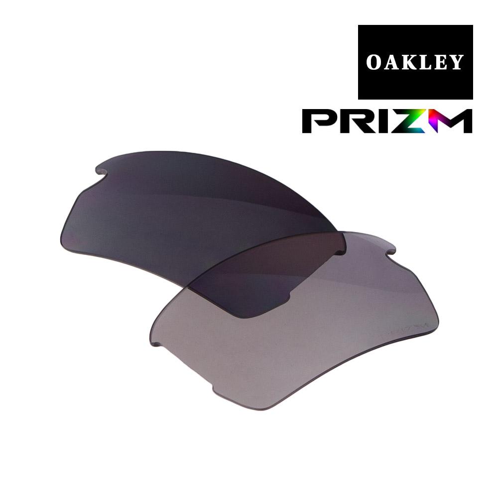 最大2000円OFFクーポン配布中 オークリー スポーツ サングラス 交換レンズ OAKLEY FLAK2.0 アジアンフィット ジャパンフィット フラック PRIZM GRAY POLARIZED 102-751-004 偏光レンズ プリズム