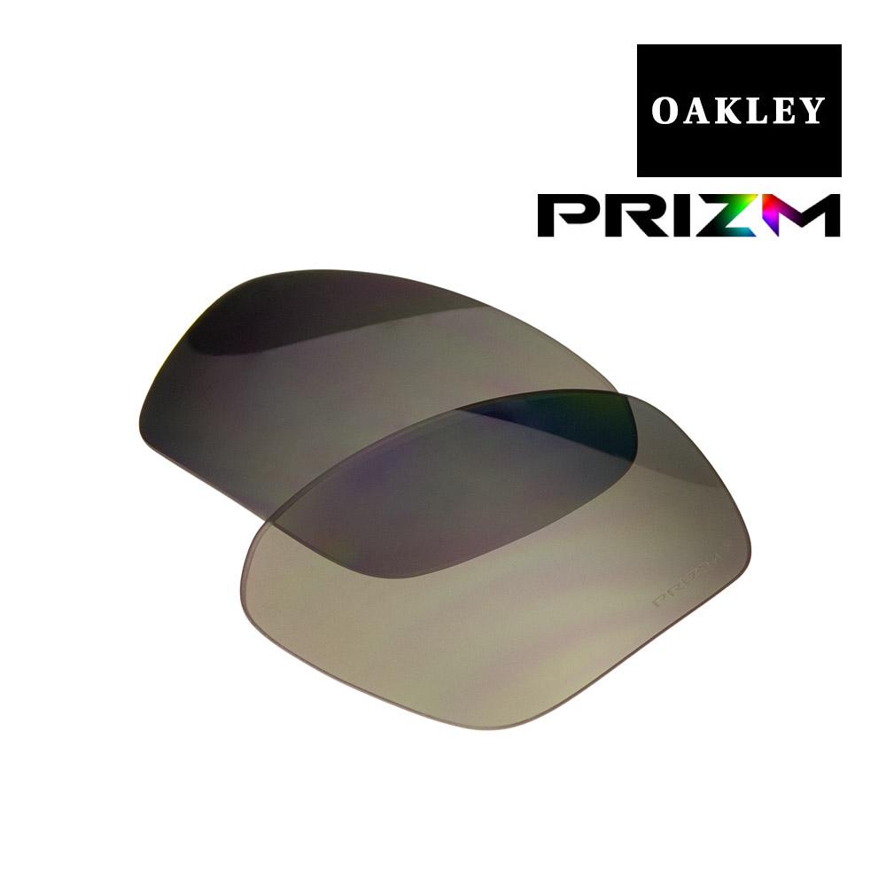【最大2000円OFFクーポン配布中】 オークリー フィールドジャケット サングラス 交換レンズ プリズム 偏光 102-900-004 OAKLEY FIELD JACKET スポーツサングラス PRIZM GRAY POLARIZED