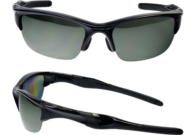 05b1f135c2 Oakley Polarized Sunglasses half jacket 2.0 BLACK IRIDIUM POLARIZED Asian  fit HALF JACKET2.0 ASIAN FIT OAKLEY oo9153-04 black series