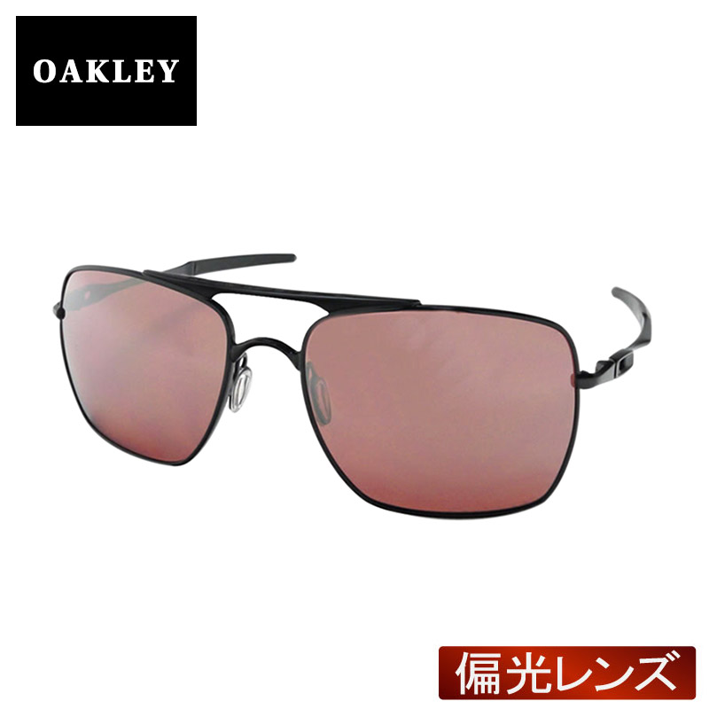 奥克利太阳眼镜OAKLEY DEVIATION devieshon oo4061-05偏光镜片