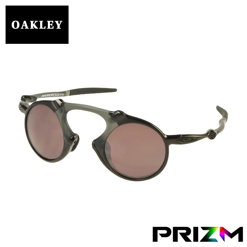d16862a9e4b Oakley Sunglasses polarized lens OAKLEY oo6019-05 MADMAN madman (PEWTER PRIZM  DAILY POLARIZED)