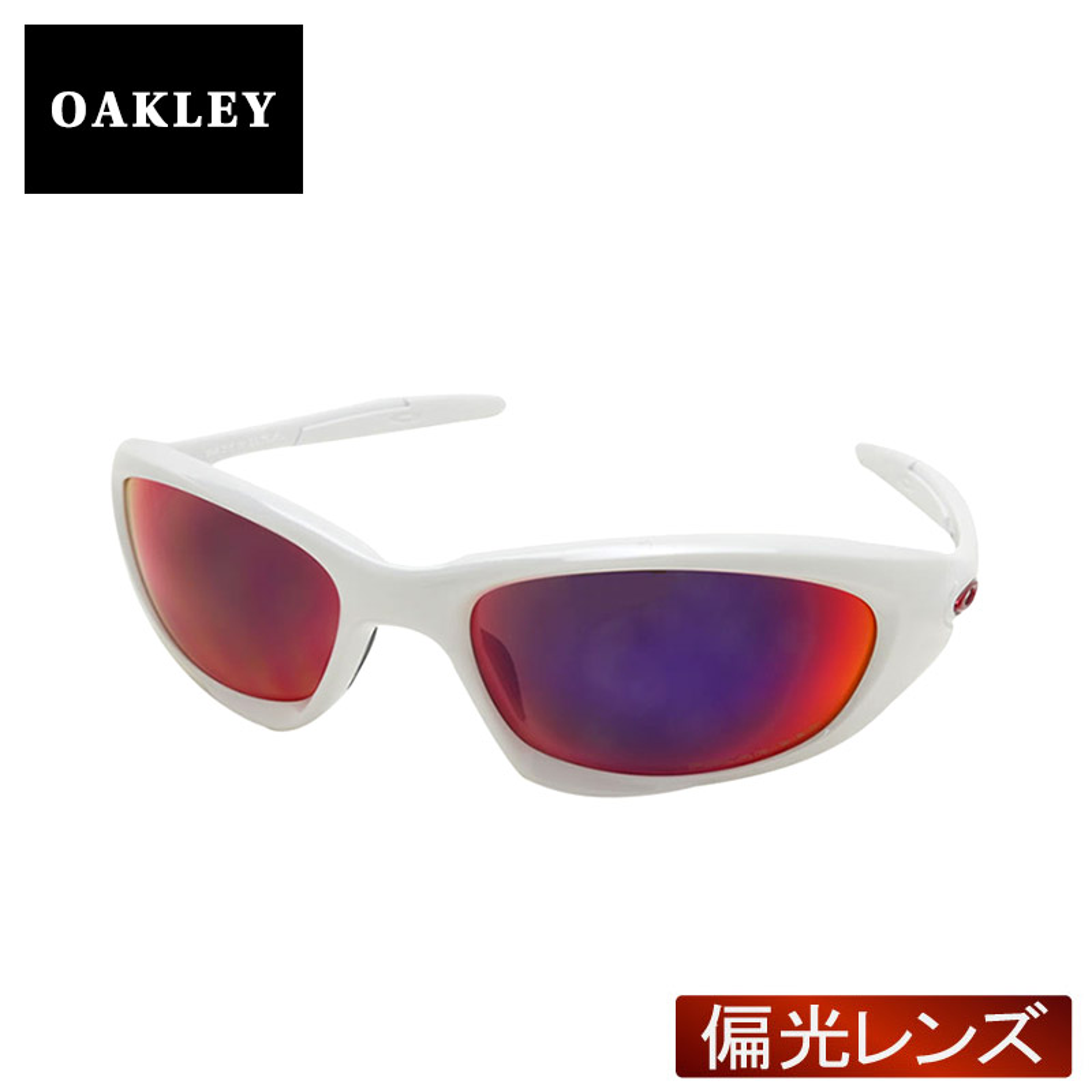 113fb6de30 ... new style oakley sunglasses oakley oo9157 05 twenty twenty polished  white oo red iridium polarized polarization