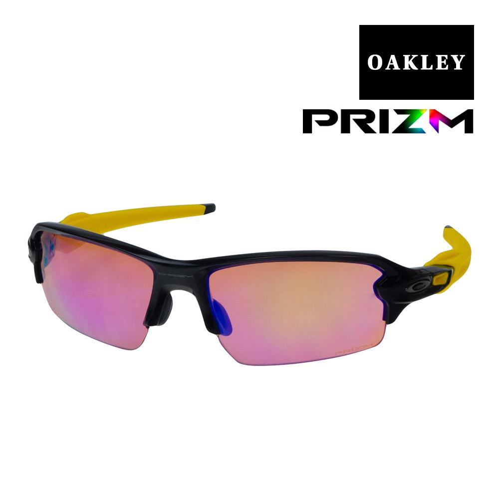 オークリー フラック2.0 アジアンフィット サングラス ゴルフ用 プリズム oo9188-05 OAKLEY FLAK2.0 ジャパンフィット スポーツサングラス