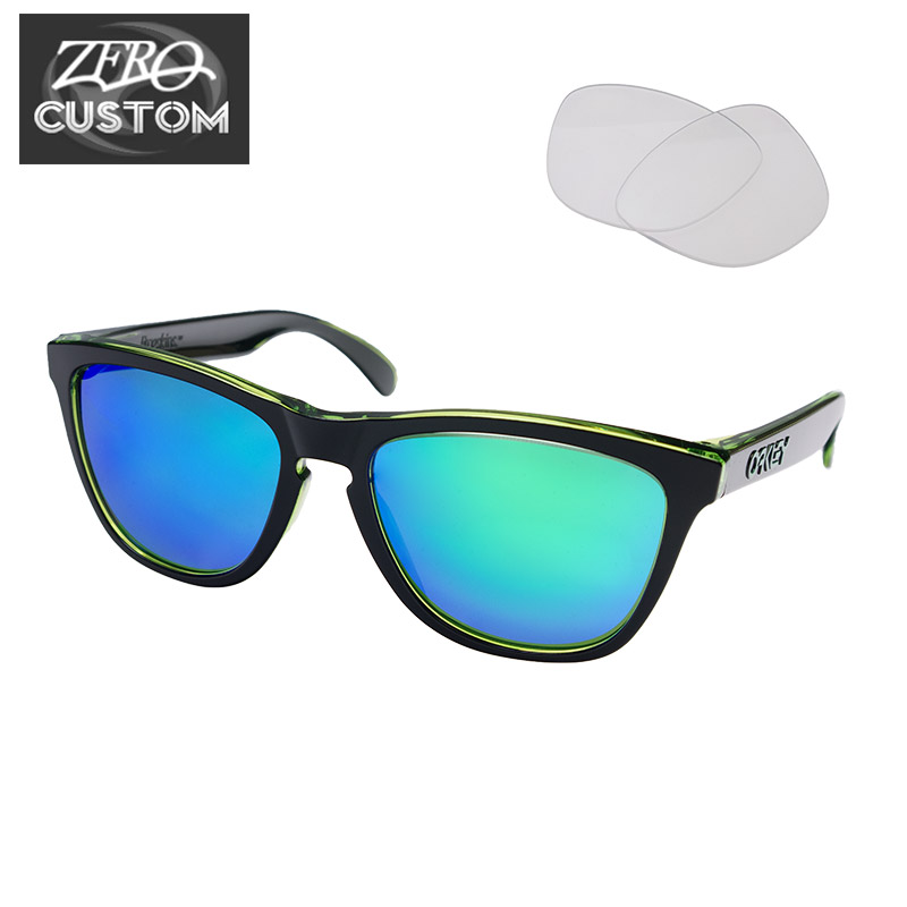 574ba25610 ... low price oakley zero our store original custom sunglasses oakley  frogskins frog skin ozcs fskin005 f15c0