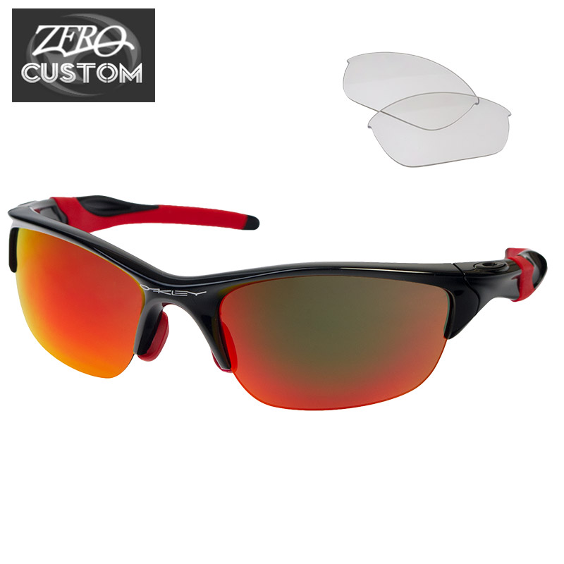 a34320436cbaa Oakley + ZERO our store original custom half jacket 2.0 Asian fitting  sunglasses ozcs-hj2-005 OAKLEY HALF JACKET2.0 Japan fitting sports  sunglasses