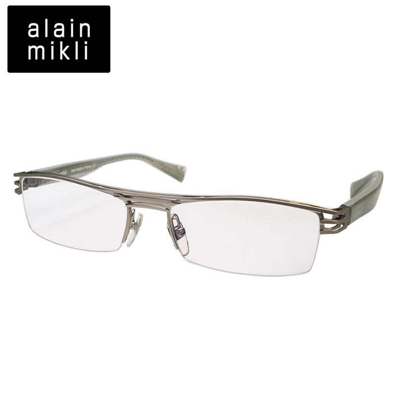 アランミクリ メガネ ALAIN MIKLI al1105 al1105-0006
