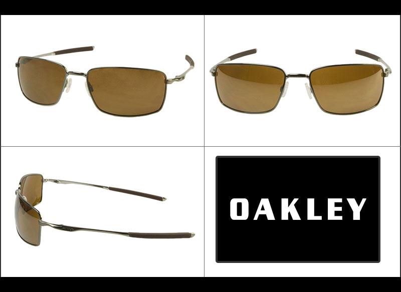 b8aeee316 ... Oakley square wire standard fitting sunglasses polarization oo4075-06  OAKLEY SQUARE WIRE ...