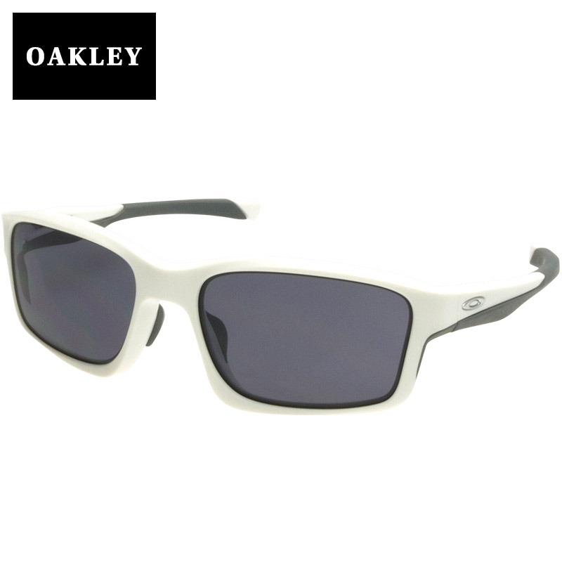 1156a6ffa3c01 ... where to buy asian fit polarized matte white grey polarized oakley  sunglasses oakley oo9252 06 chainlink