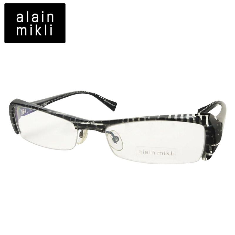 アランミクリ メガネ ALAIN MIKLI a0476 a0476-07