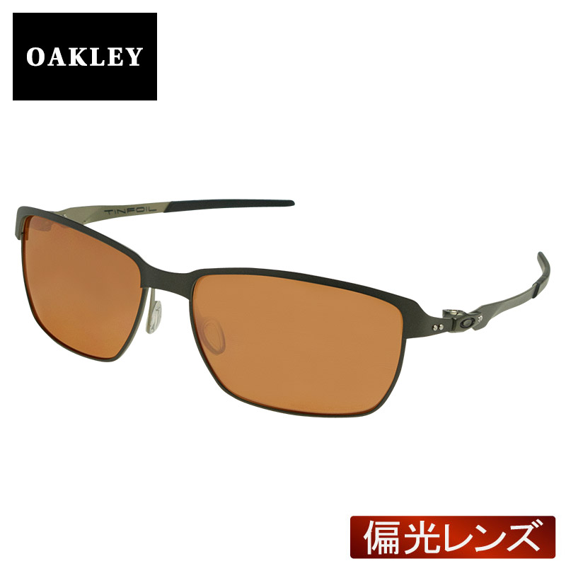 奥克利太阳眼镜OAKLEY TINFOIL tinfoiru oo4083-07偏光镜片