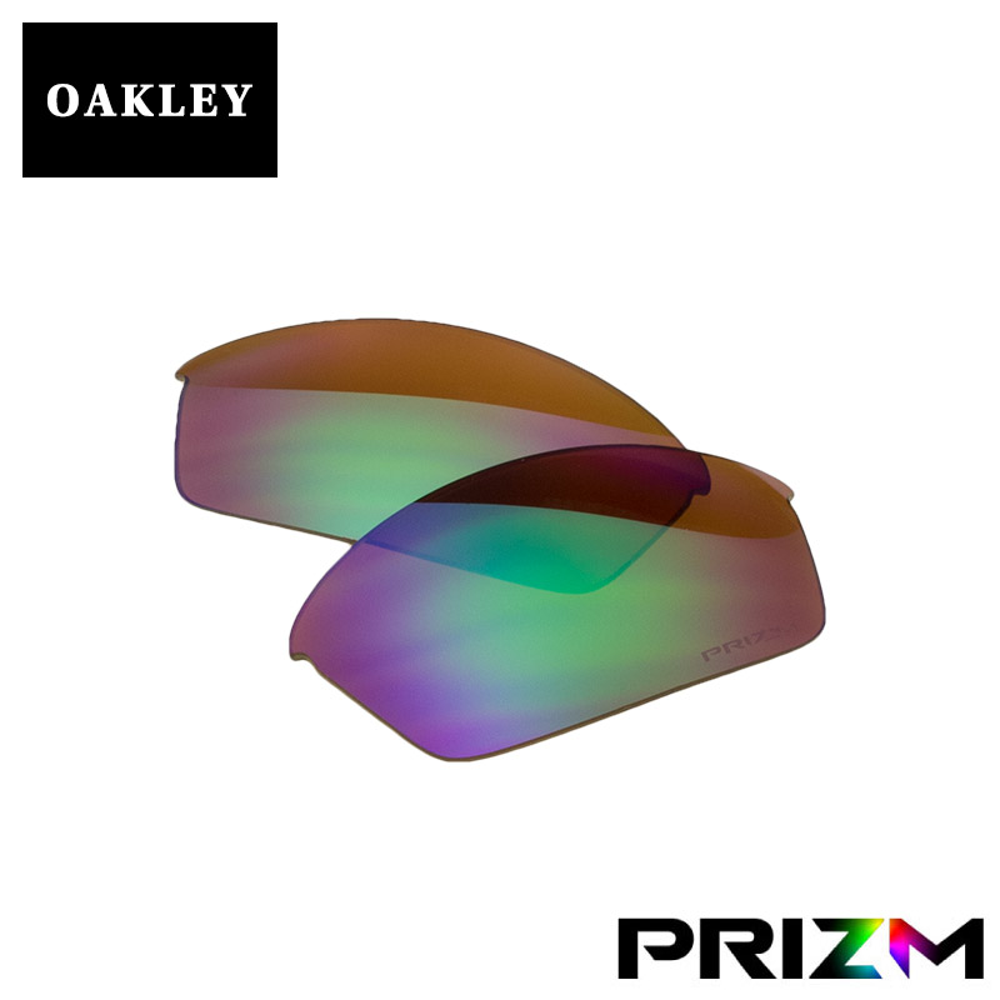 オークリー フラックジャケット サングラス 交換レンズ つり用 プリズム 偏光 101-105-008 OAKLEY FLAK JACKET スポーツサングラス PRIZM SHALLOW WATER POLARIZED