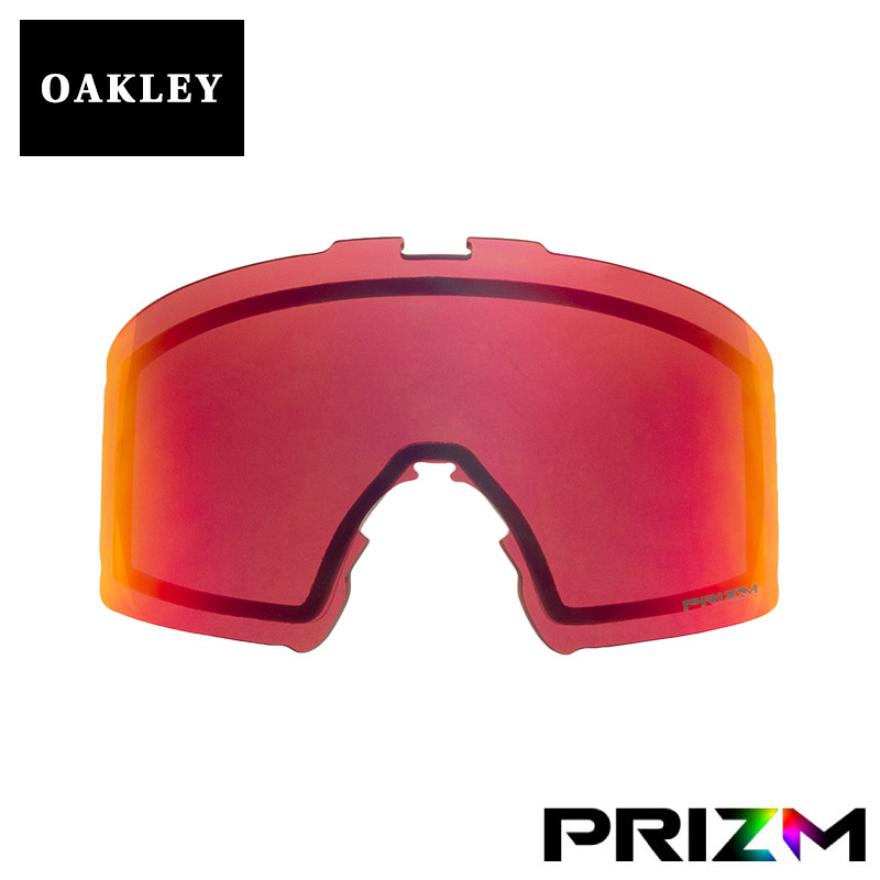 PRIZM TORCH / OAKLEY / ASIAN FIT /17-18 [モリスポ] / LINEMINER PRIZM HALO 2018 COLLECTION / OO7080-19 / SNOW GOGGLE / オークリー