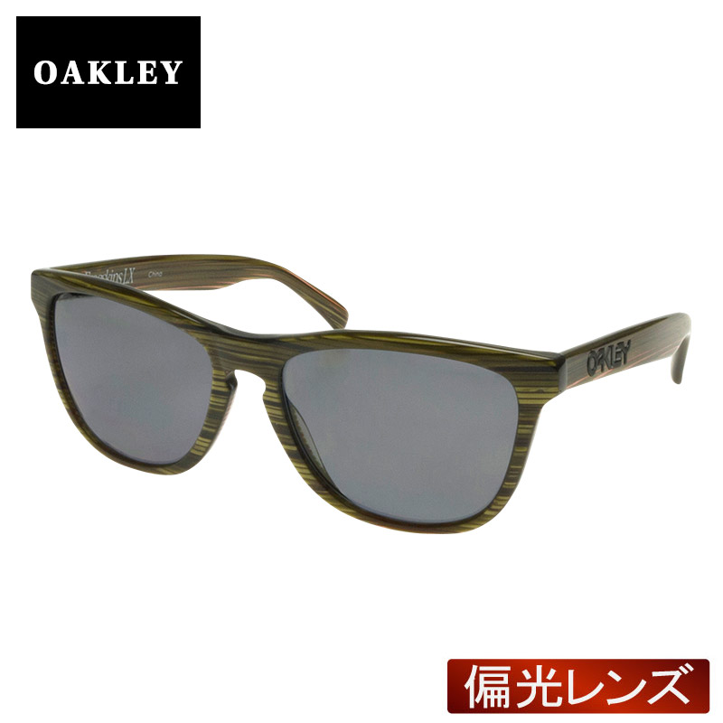16d706c8ae0db GW is shipment Oakley frog skin standard fitting sunglasses polarization  oo2043-09 OAKLEY FROGSKINS LX on the same day