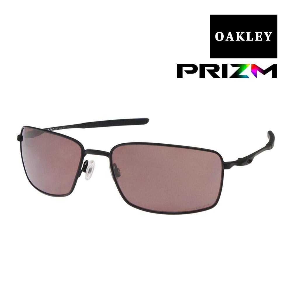 bb4c94d3b6 Oakley sunglasses OAKLEY SQUARE WIRE square wire standard fitting oo4075-09  polarizing lens prism