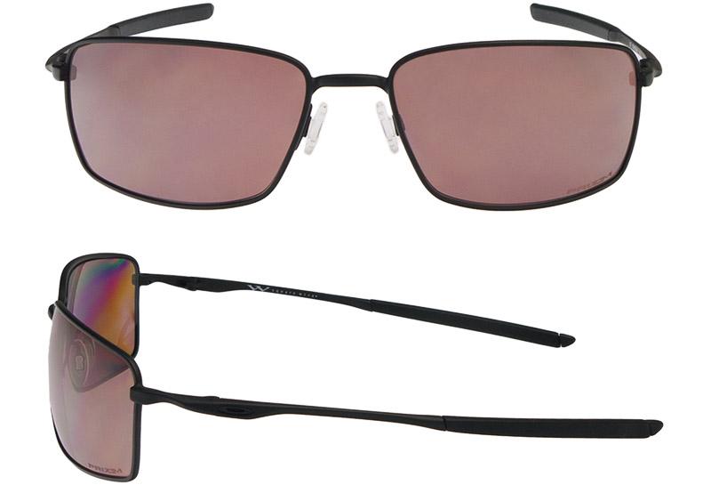 1bf741a10e7 Oakley sunglasses OAKLEY SQUARE WIRE square wire standard fitting oo4075-09  polarizing lens prism