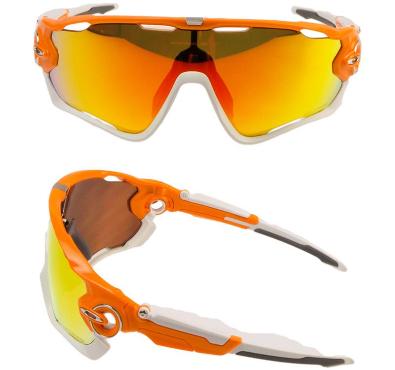 3d95fd079a Oakley Sunglasses polarized lens OAKLEY oo9290-09 JAWBREAKER joubraker (ATOMIC  ORANGE FIRE IRIDIUM POLARIZED)