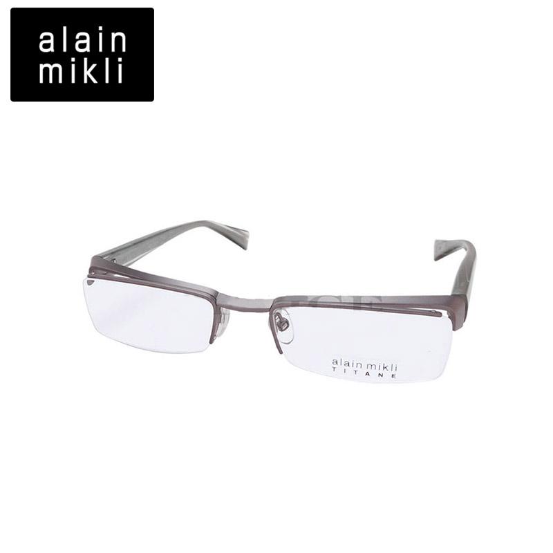 【最大1,000円OFFクーポン配布中】 アランミクリ メガネ ALAIN MIKLI al0306 al0306-0010