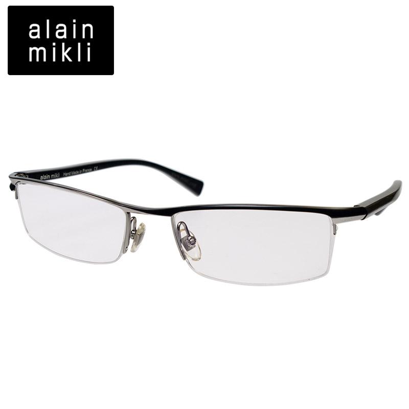 アランミクリ メガネ ALAIN MIKLI al0675 al0675-0010