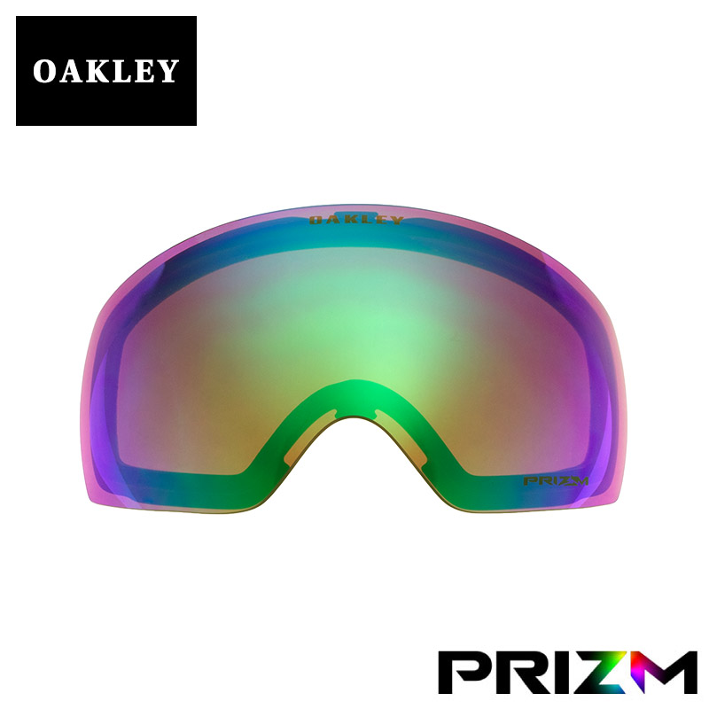 be678dee82 The outlet Oakley flight deck goggles interchangeable lens prism  o101-104-010 OAKLEY FLIGHT DECK XM snow goggle PRIZM JADE IRIDIUM which  there is reason ...