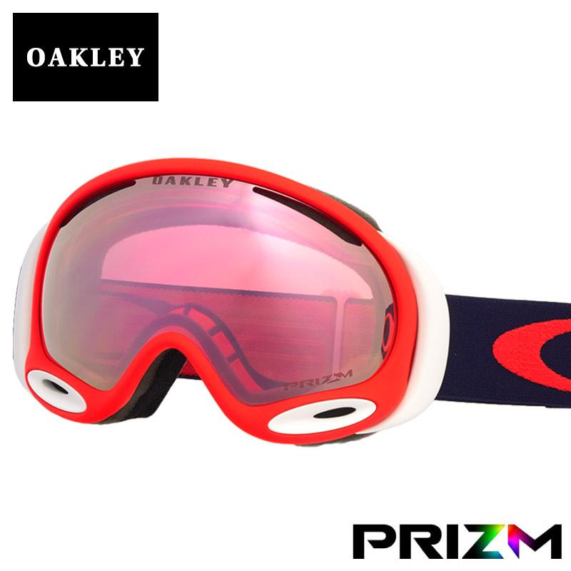 オークリー ゴーグル スノーゴーグル OAKLEY A FRAME2.0 エーフレーム アジアンフィット ジャパンフィット oo7077-10 プリズム
