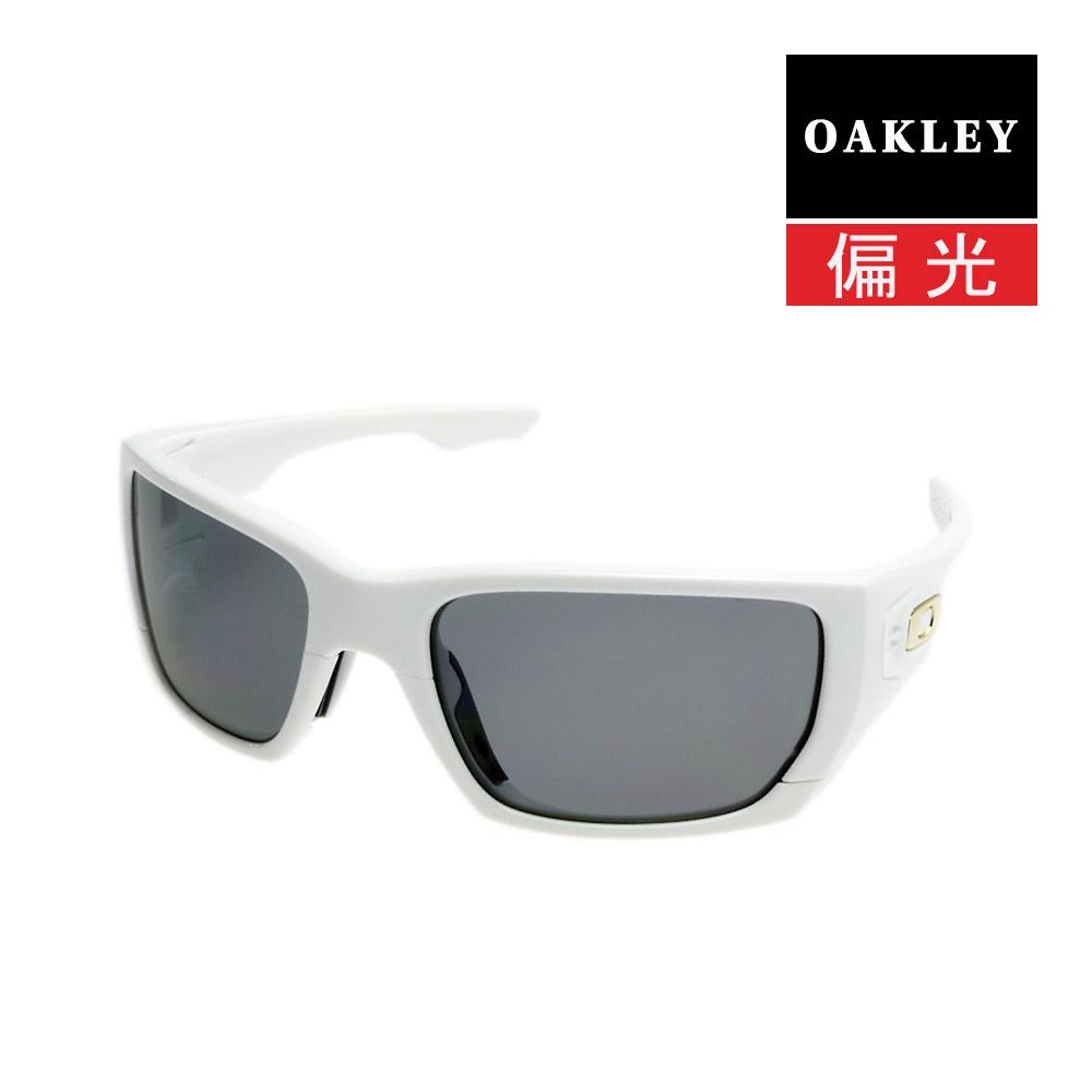 f8ffd82fc9 Oakley sunglasses OAKLEY oo9194-10 STYLE SWITCH(-style switch) US fitting  POLISHED WHITE GREY POLARIZED polarization white system eyewear sunglasses