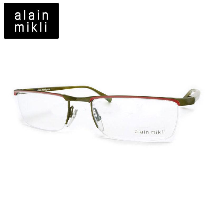 アランミクリ メガネ ALAIN MIKLI a0668 a0668-11