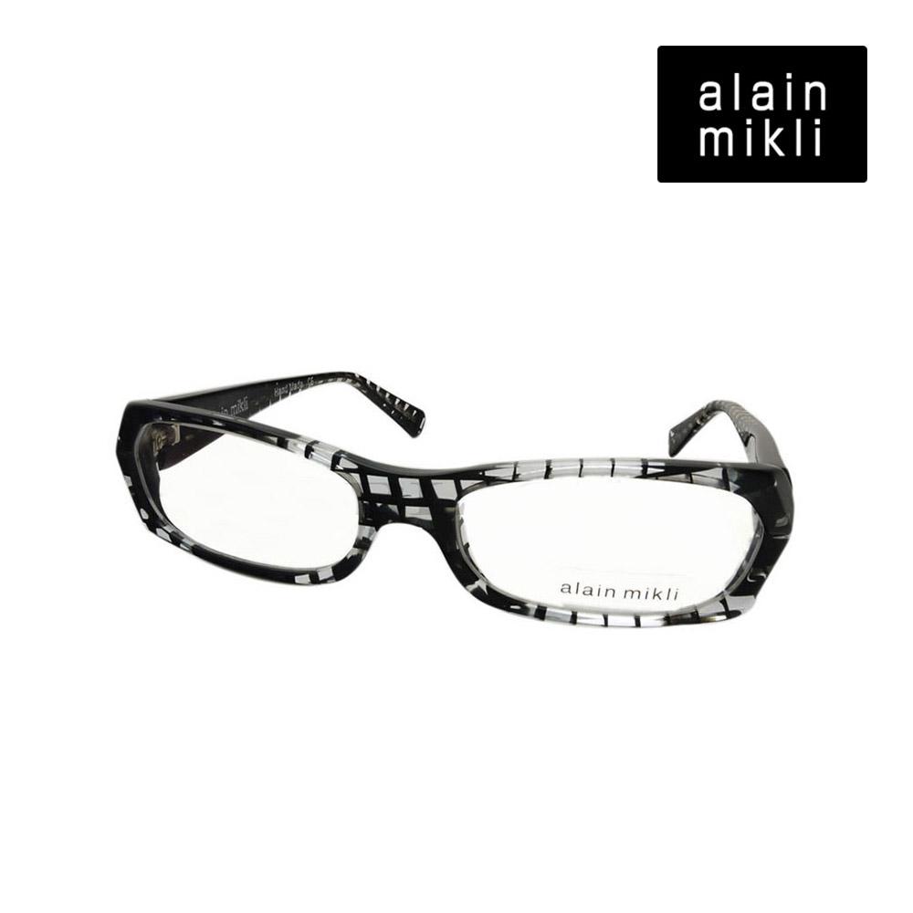 【最大1,000円OFFクーポン配布中】 アランミクリ メガネ ALAIN MIKLI a0689 a0689-0011