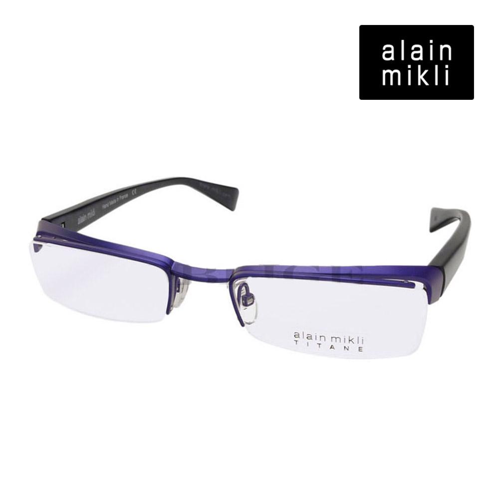 【最大1,000円OFFクーポン配布中】 アランミクリ メガネ ALAIN MIKLI al0306 al0306-0011