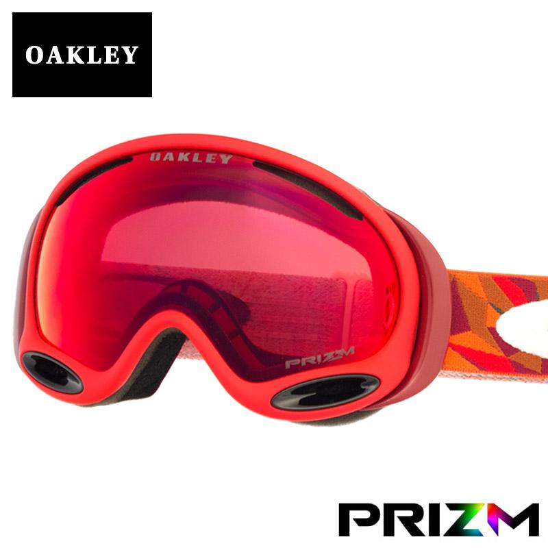 オークリー ゴーグル スノーゴーグル OAKLEY A FRAME2.0 エーフレーム アジアンフィット ジャパンフィット oo7077-12 プリズム 2017 - 2018
