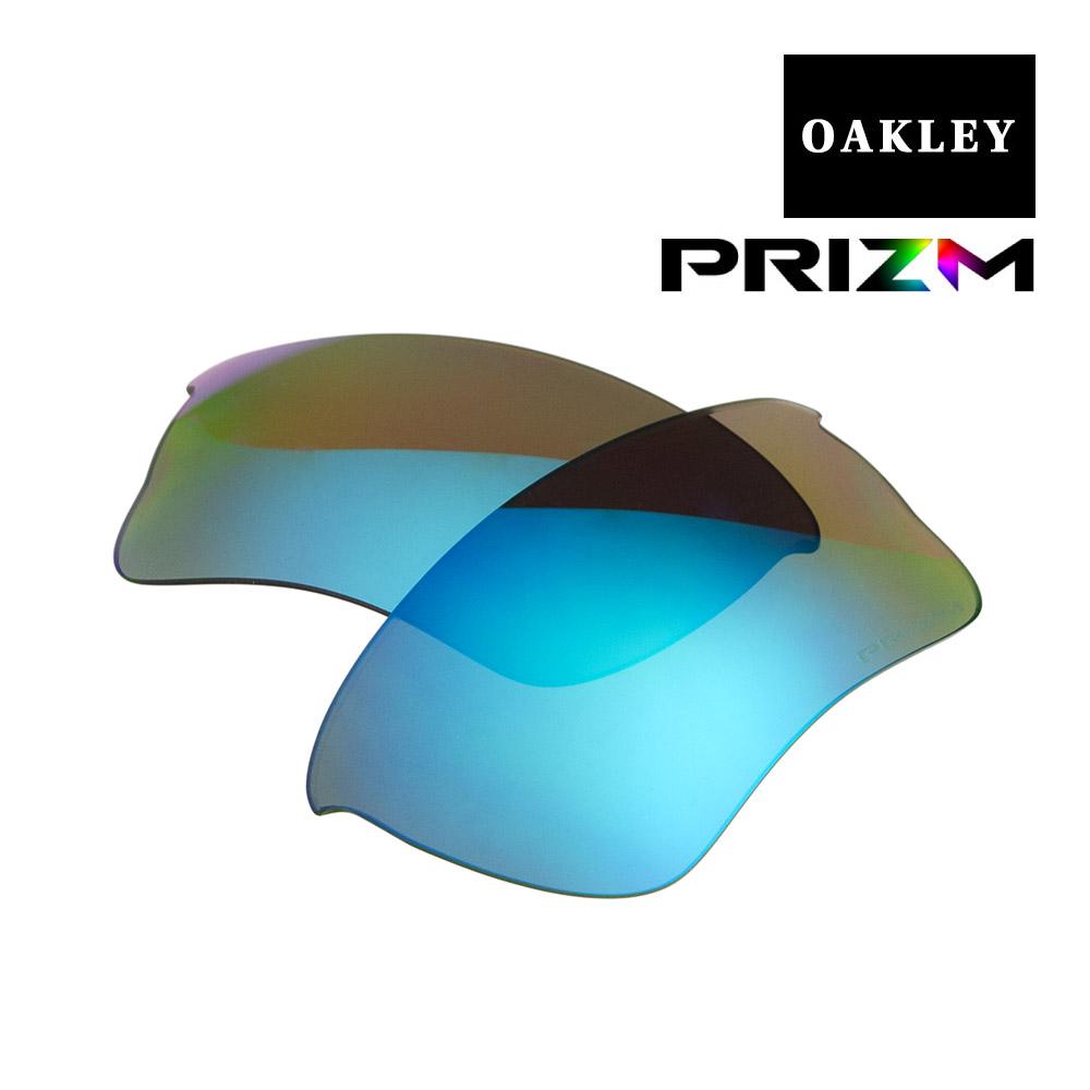 オークリー クォータージャケット サングラス 交換レンズ プリズム 101-113-013 OAKLEY QUARTER JACKET スポーツサングラス PRIZM SAPPHIRE