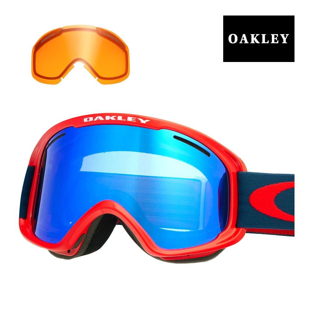 オークリー O2 XM アジアンフィット ゴーグル oo7083-14 OAKLEY オーツー ジャパンフィット スノーゴーグル 2018 - 2019 新作 NEW