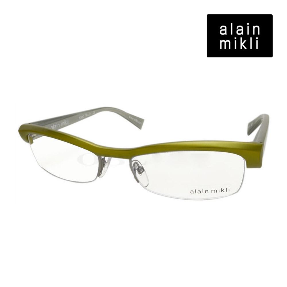 アランミクリ メガネ ALAIN MIKLI a0665 a0665-15
