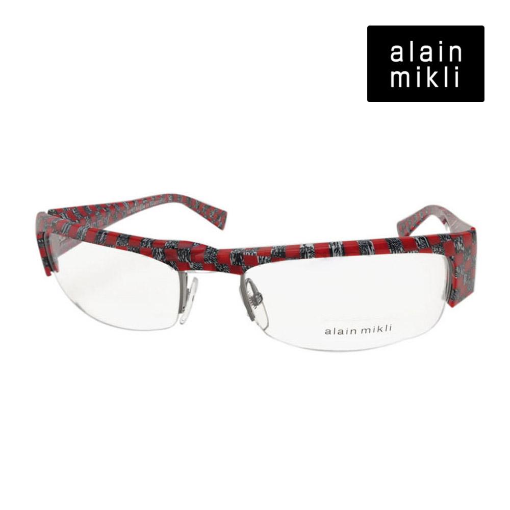 【最大1,000円OFFクーポン配布中】 アランミクリ メガネ ALAIN MIKLI a0710 a0710-0015