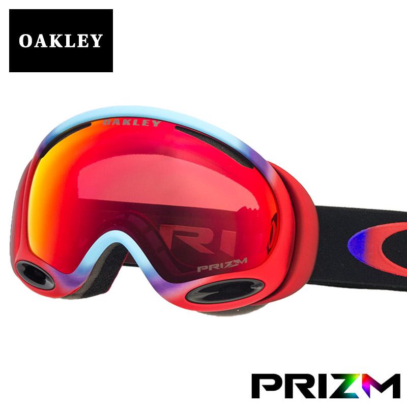 オークリー ゴーグル スノーゴーグル OAKLEY A FRAME2.0 エーフレーム アジアンフィット ジャパンフィット oo7077-15 プリズム