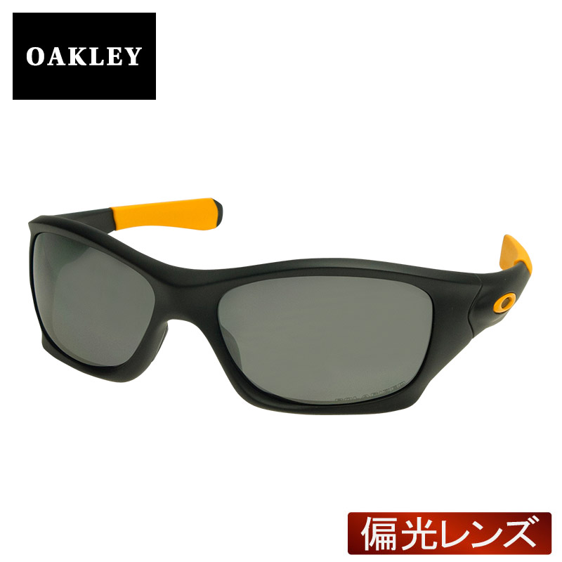 592e00d6c9 OBLIGE  Oakley sunglasses OAKLEY oo9127-16 PIT BULL( pit bull) US fitting  MATTE BLACK BLACK IRIDIUM POLARIZED polarization black system eyewear  sunglasses ...
