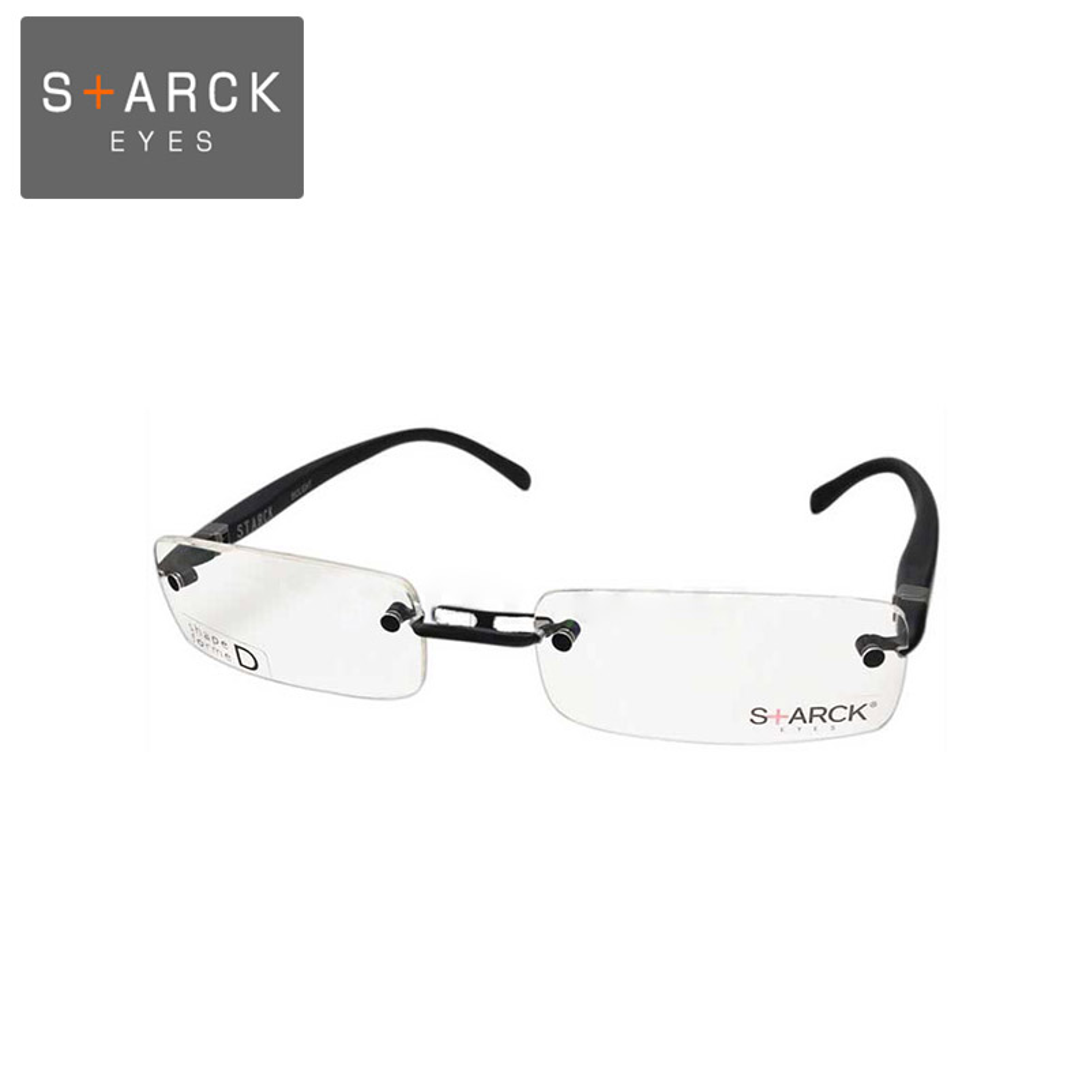 スタルクアイズ メガネ STARCK EYES p0210 p0210-0101d