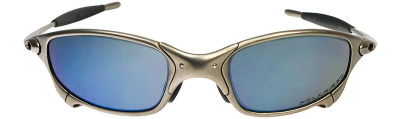 ed07dc52c3a4 Oakley custom sunglasses OAKLEY JULIET Juliet 04-123 polarized lenses