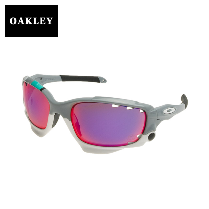 Oakley sunglasses OAKLEY oo9171-23 RACING JACKET( racing jacket) FOG POSITIVE  RED IRIDIUM VENTED vent  BLACK IRIDIUM sports sunglasses eyewear sunglasses 46f5d6be40