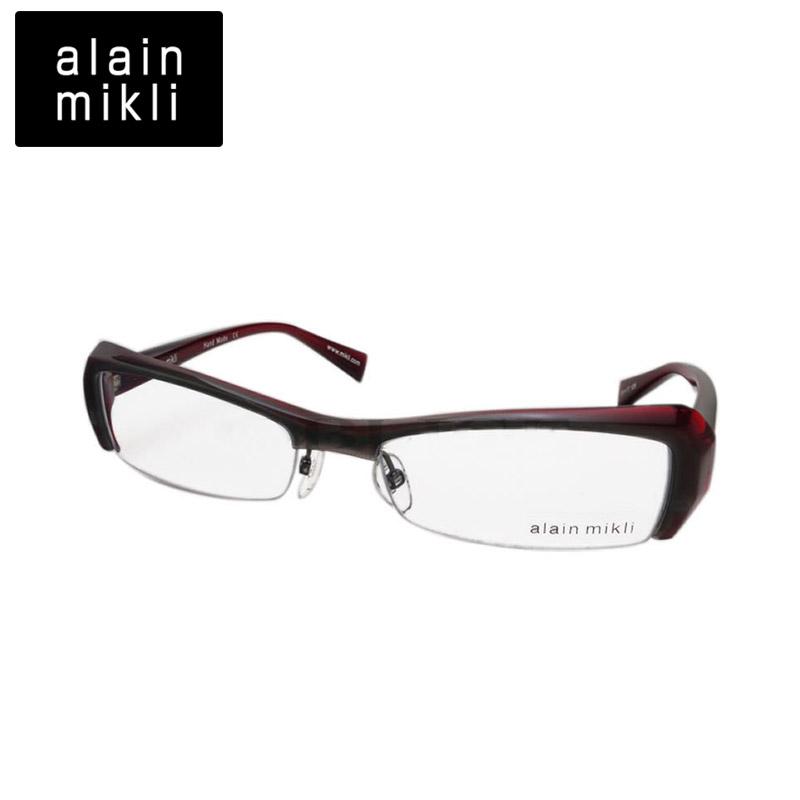 アランミクリ メガネ ALAIN MIKLI a0476 a0476-0025