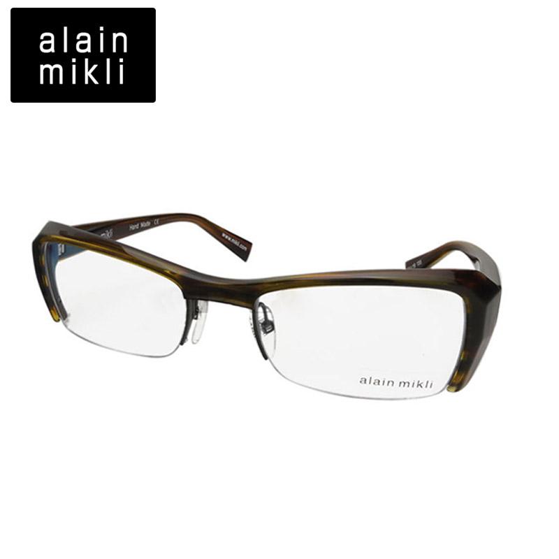 アランミクリ メガネ ALAIN MIKLI a0635 a0635-0025