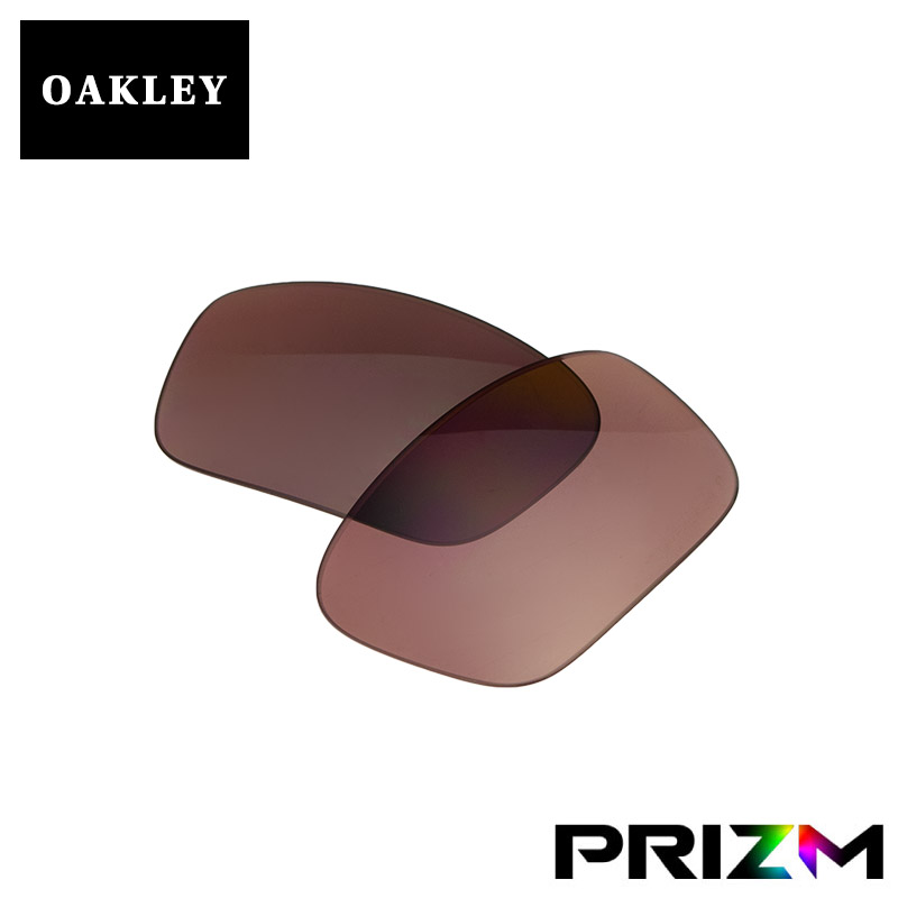 最大2000円OFFクーポン配布中 オークリー ストレートリンク サングラス 交換レンズ プリズム 偏光 102-396-027 OAKLEY STRAIGHTLINK PRIZM DAILY POLARIZED