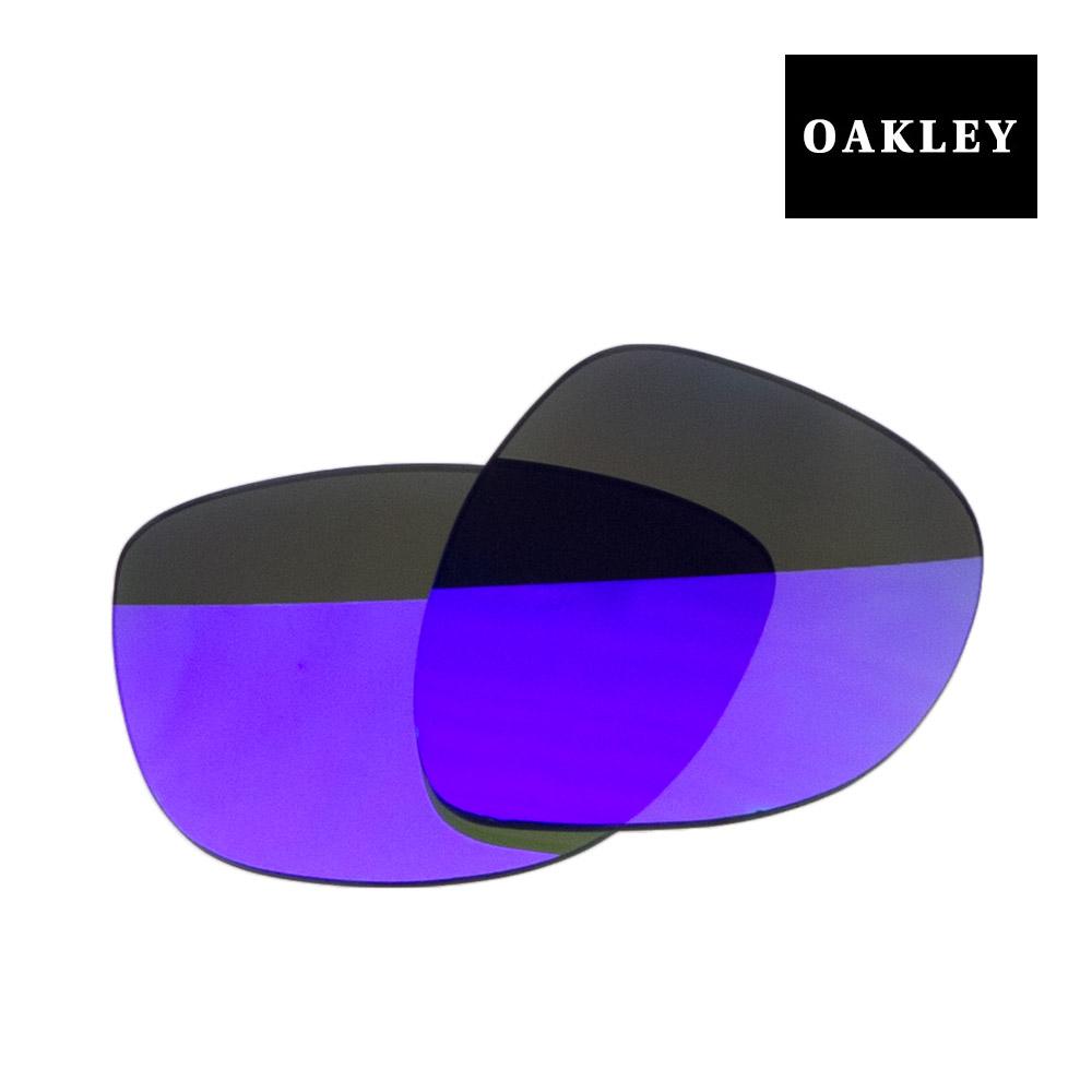 【最大2000円OFFクーポン配布中】 オークリー フロッグスキン サングラス 交換レンズ 43-430 OAKLEY FROGSKINS VIOLET IRIDIUM