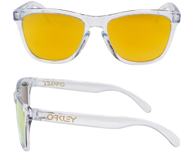 7d83644637 OBLIGE  Oakley Sunglasses OAKLEY FROGSKINS frog skin Asian fit fit ...