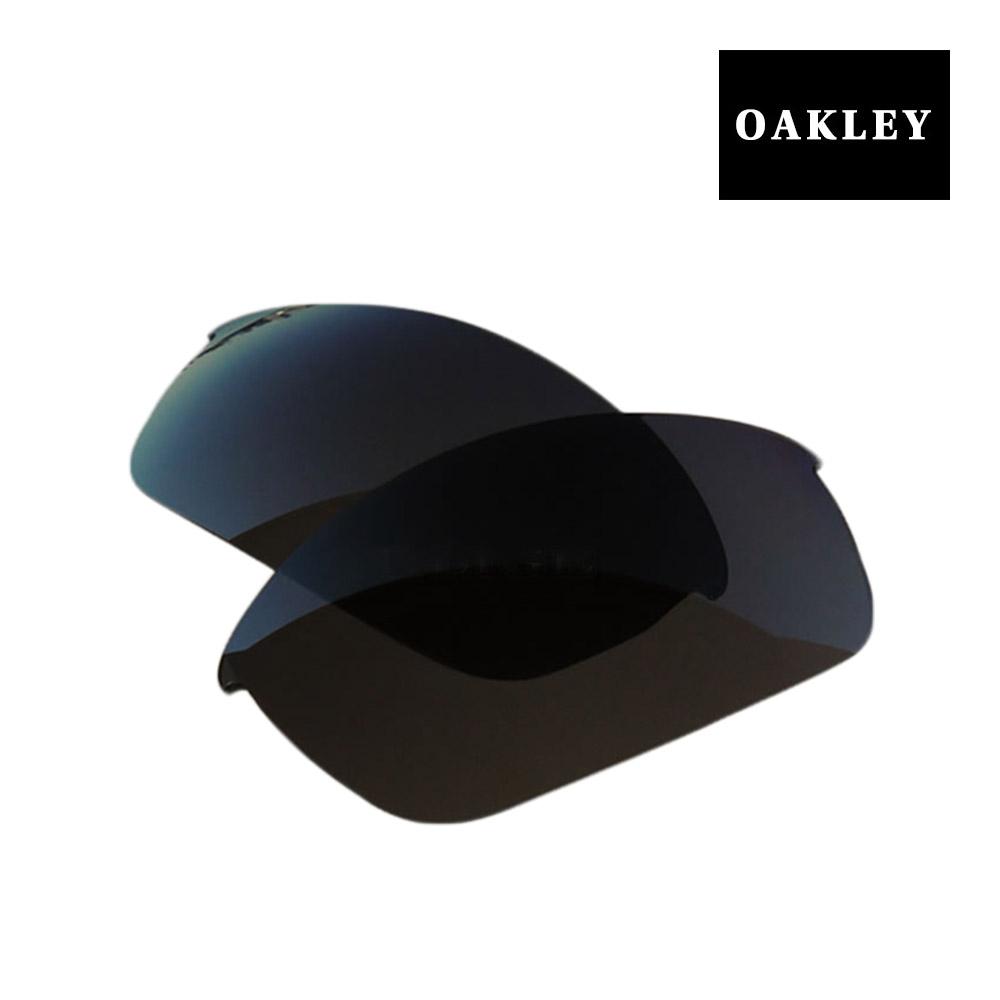 【最大2000円OFFクーポン配布中】 オークリー フラックジャケット サングラス 交換レンズ 13-644 OAKLEY FLAK JACKET スポーツサングラス BLACK IRIDIUM