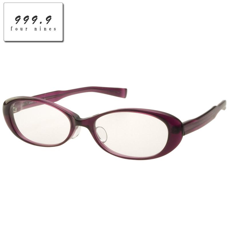 【最大1,000円OFFクーポン配布中】 フォーナインズ メガネ 999.9 AP-07 ap-07-44